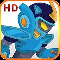 Robot Skybot X Warrior