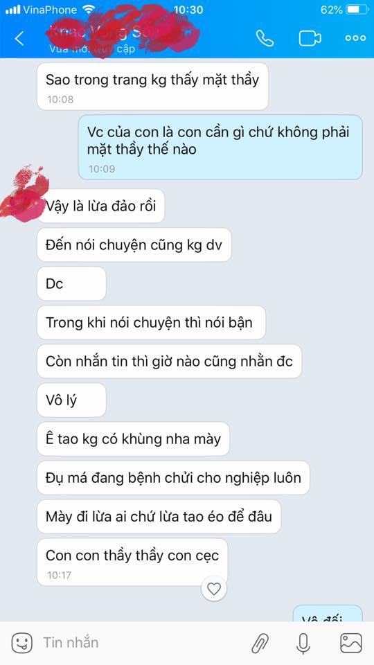 cách nhắn tin dỗ bạn trai khi giận