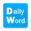 Daily words icon