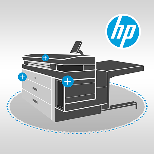 HP PageWide XL Virtual Demo Icon