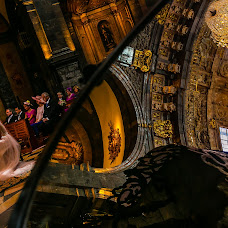 Wedding photographer Xabi Arrillaga (xabiarrillaga). Photo of 11.07.2016