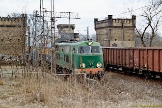 Photo: SU45-257, Toruń Główny - Malbork {Toruń Miasto; 2003-03-18}