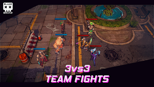 Rage Squad: Online PvP Brawl Game Apk Download For Android 5