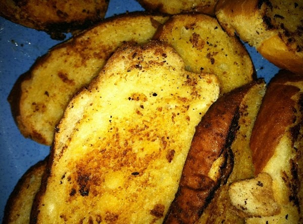 Pan Fried, On The Grill Or In The Oven _ Garlic Bread ! Recipe