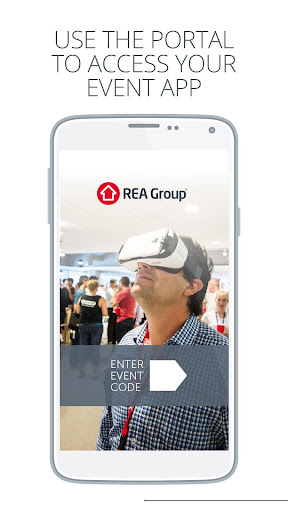 REA Group Events Portal
