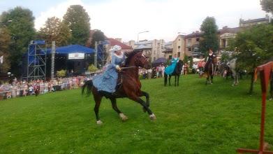 Photo: E9070330 Miechow - zawody rycerskie