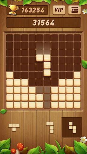 Wood Block Puzzle - Free Classic Block Puzzle Game 1.2.3 screenshots 1