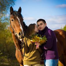Wedding photographer Olesya Murzich (murzich). Photo of 10.11.2015