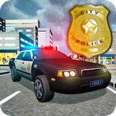 Driving Police Car Simulator