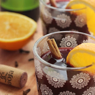 Gluehwein Recipe | alcoholic and non-alcoholic versions!