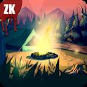 Just Survive Ark: Raft Survival Island Simulator icon