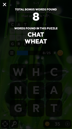 Word Bits: A Word Puzzle Game  screenshots 4
