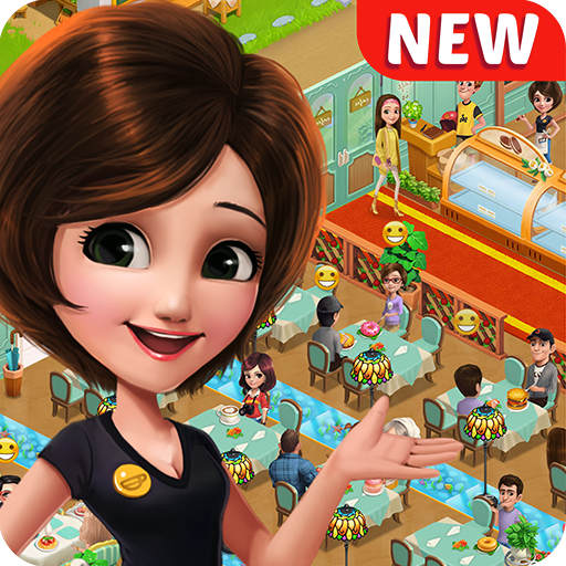 Cooking Country - Design Cafe game (apk) free download for Android/PC/Windows