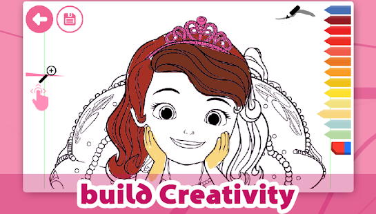 Princess Coloring Amp Drawing Mod Apk