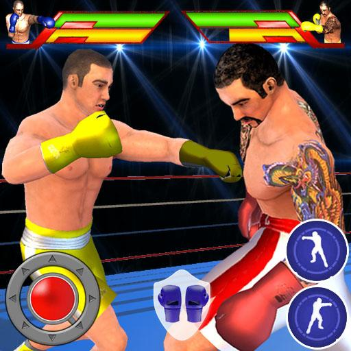 Royal Wrestling Cage: Sumo Fighting Game 1.0 screenshots 21