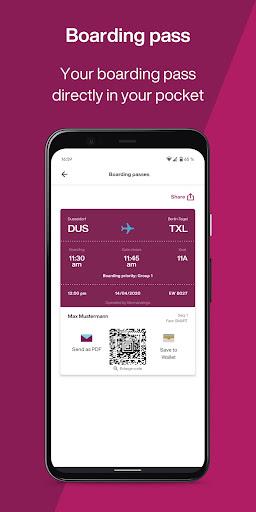 Eurowings - cheap flights  screenshots 3