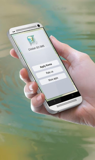 無料个人化Appの子どもじみました GO SMS|記事Game
