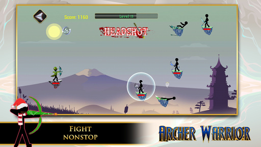 The Archer Warrior android2mod screenshots 6