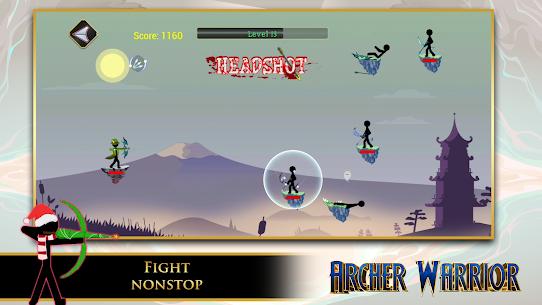 The Archer Warrior 6