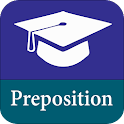 English Preposition Dictionary icon