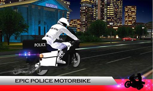 Police Moto: Criminal Chase screenshot 4