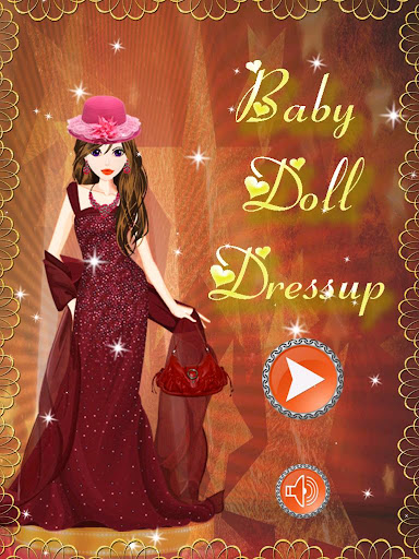 Baby Doll DressUp