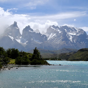 Beautiful Patagonia  by Janet Rose - Novices Only Landscapes (  )