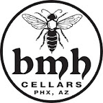 Logo for BMH Cellars