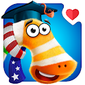Zebrainy - learning games for kids icon