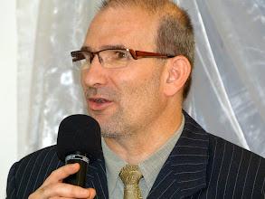 Photo: Lelkipásztorunk, D. Nagy Tamás szolgálata 2011. november 27-én a szó hatalmáról