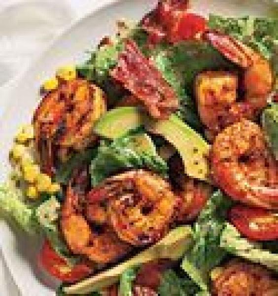 Shrimp Cobb Salad Recipe