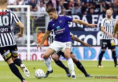 Dendoncker devrait rester à Anderlecht