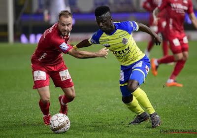 Waasland-Beveren arrache un point contre Ostende