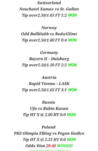 Betika Surebet (Sure Soccer Odds) 1.0 screenshots 1