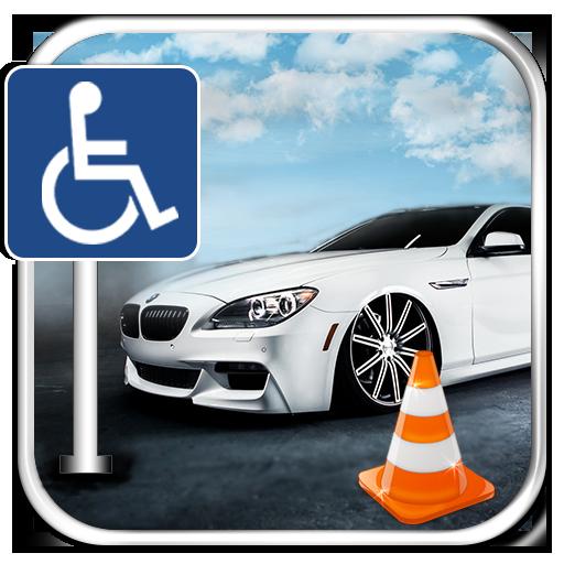 瘋狂的停車場極端種族 賽車遊戲 App LOGO-APP開箱王