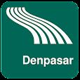 Denpasar Map offline