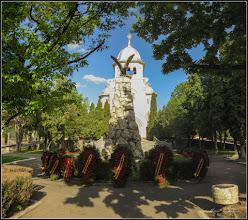 Photo: Turda - Piata Republicii la intersectie cu Piata 1 Decembrie 1918 - Monumentul Eroilor Aviatori - 2019.05.18
