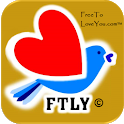 Free To Love You™ Dating App ...Chat & Connect! icon