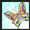 Butterfly Coloring Book icon