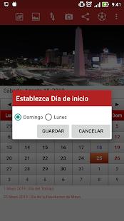 Argentina Calendario 2019 6