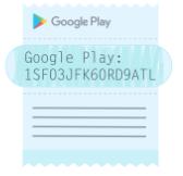 PIN Google pada Tanda Terima