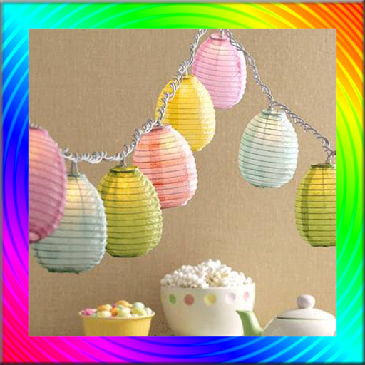 DIY Lantern Handicraft Ideas