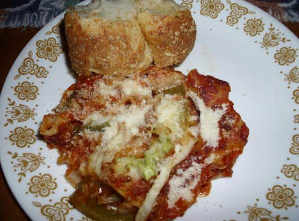 Overnight Lasagna Recipe