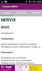 PR Vademécum Bagó screenshot 3