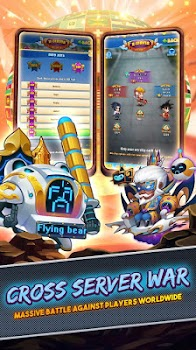 Crazy Gods: Strategy RPG