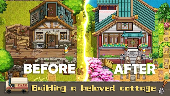 Harvest Town Mod Apk Download For Android and Iphone 7