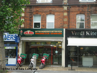 Papa Johns On Brighton Road Pizza Takeaway In South