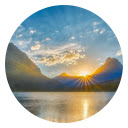 Sunrise New Tab Page HD Wallpapers Themes