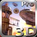 3D Steampunk Travel Pro lwp icon