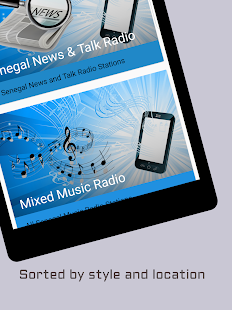 Senegal Radio Stations- screenshot thumbnail